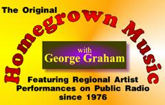 Homegrown Music Logo